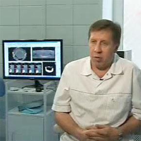 """ТВЦ """"Врачи"""" 10-01-2012 (фрагменты)."""