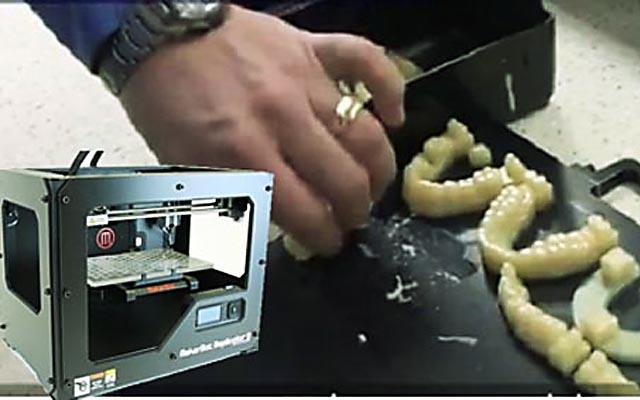 Сферы применения 3D печати в стоматологии и медицине
