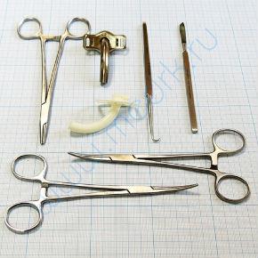 Набор инструментов для ТРАХЕОТОМИИ Н-258НН
